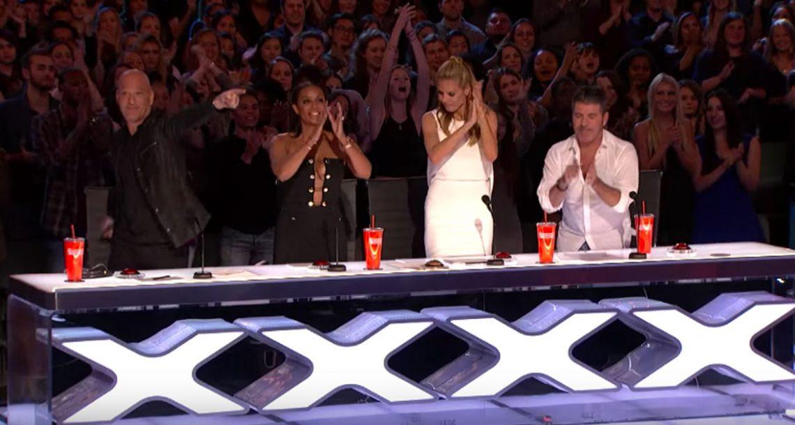 האודישן של בת ה 12 גרם לכל השופטים לעמוד ולהריע לה – סיימון אפילו אמר שהיא טיילור סוויפט הבאה!