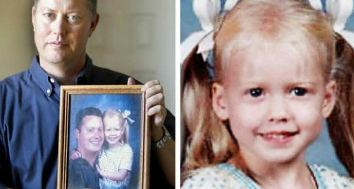 אישתו לשעבר חטפה את הבת שלהם ונעלמה – 12 שנים אחר כך אבא קיבל שיחת טלפון ונהיה חיוור