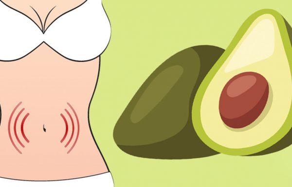 10 דברים שיקרו לגוף שלכם אם תאכלו אבוקדו אחד כל יום
