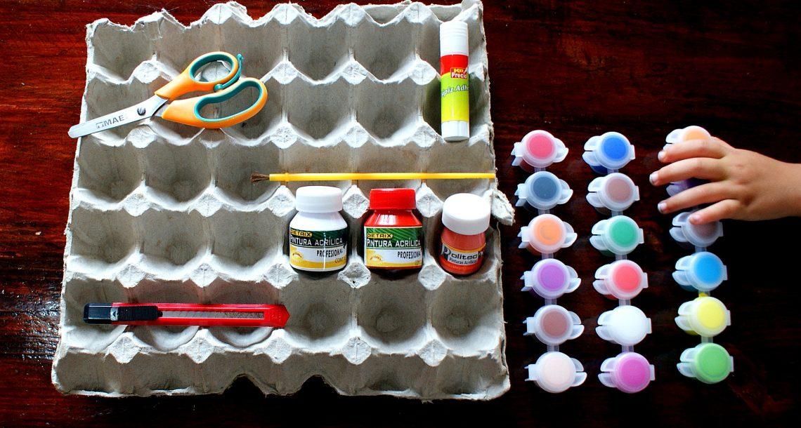 אל תזרקו קרטונים של ביצים! במקום, הכינו איתם את 15 הדברים הנפלאים האלה
