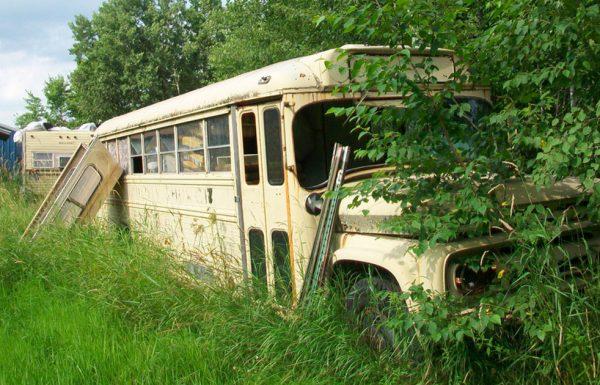 הזוג הזה שיפץ אוטובוס ישן והתוצאה גרמה לי לרצות לעזוב הכל ולעבור לגור בו