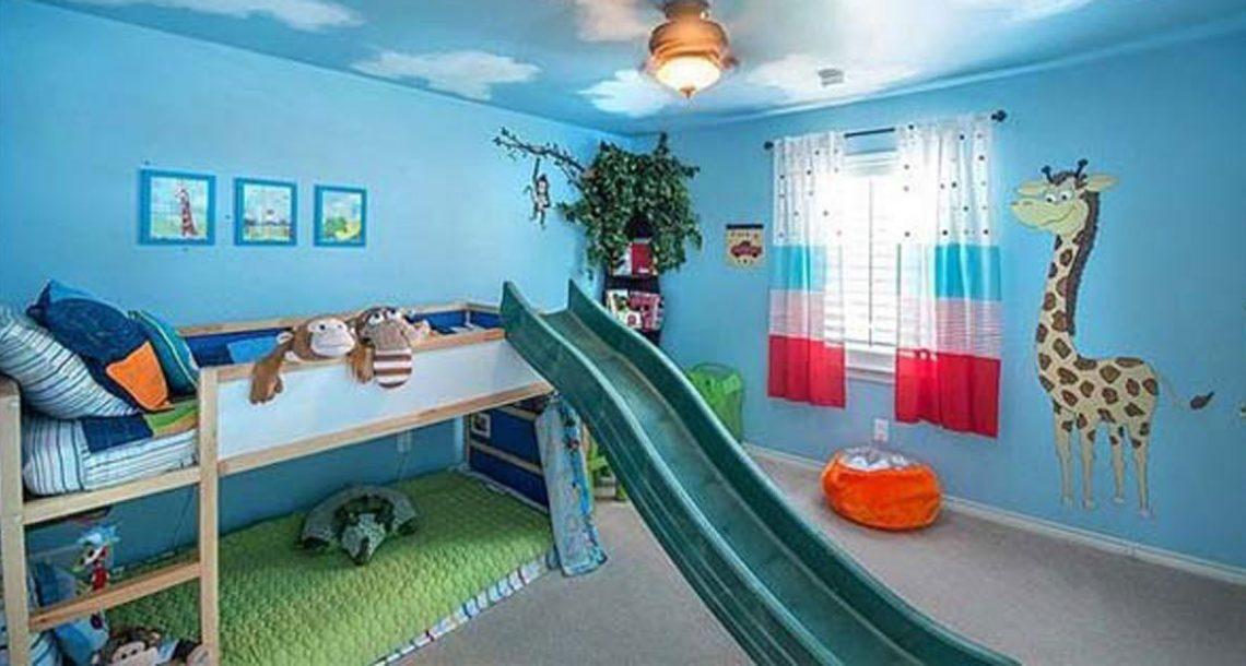 23 הרעיונות האלה לחדרי שינה לילדים ידהימו אתכם לגמרי