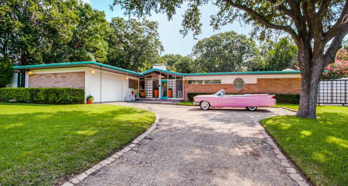 הבית הזה נבנה בשנת 1954 ומאז לא נגעו בו. כך הוא נראה מבפנים