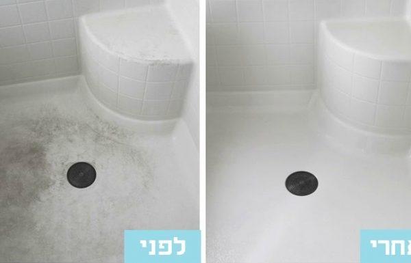 תמיד שנאתי לנקות את השירותים והמקלחת, עד שגיליתי את הטריק הביתי המדהים הזה
