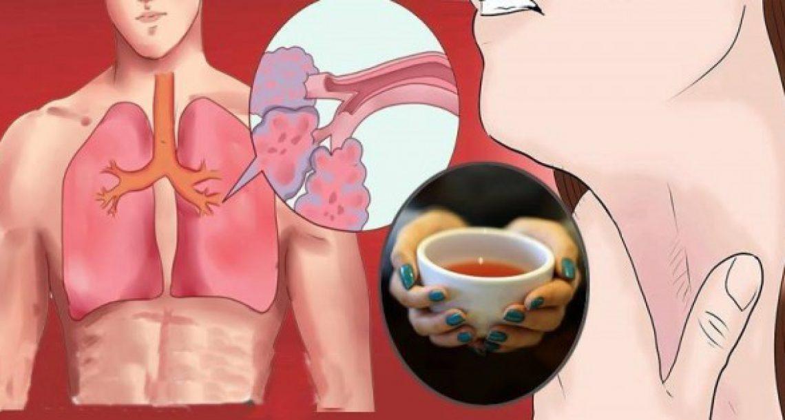 כל שלוק מתה שלושת המרכיבים הזה מנקה את הריאות מליחה, רעלים וזיהומים
