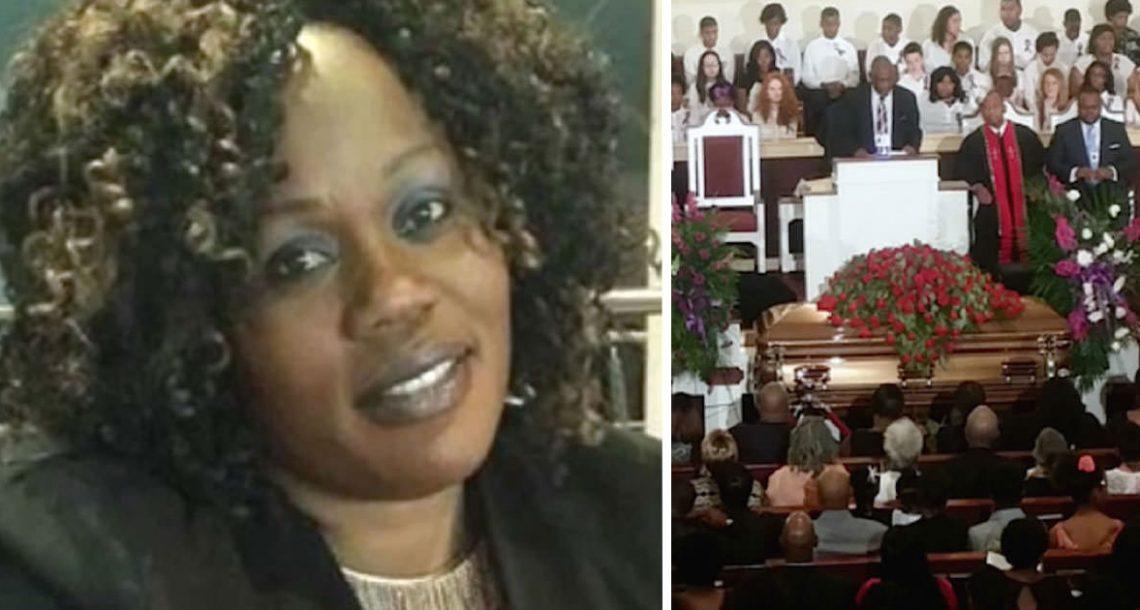 בעלה שילם שירצחו אותה – מספר ימים לאחר מכן, היא הופיעה בהלוויה של עצמה