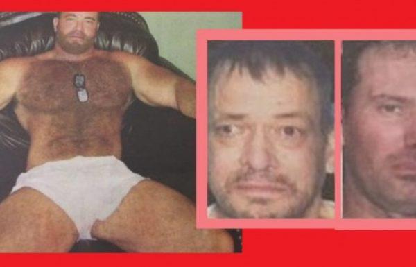 שני פורצים נאנסו במשך חמישה ימים אחרי שפרצו לבית של אנס גברים ידוע