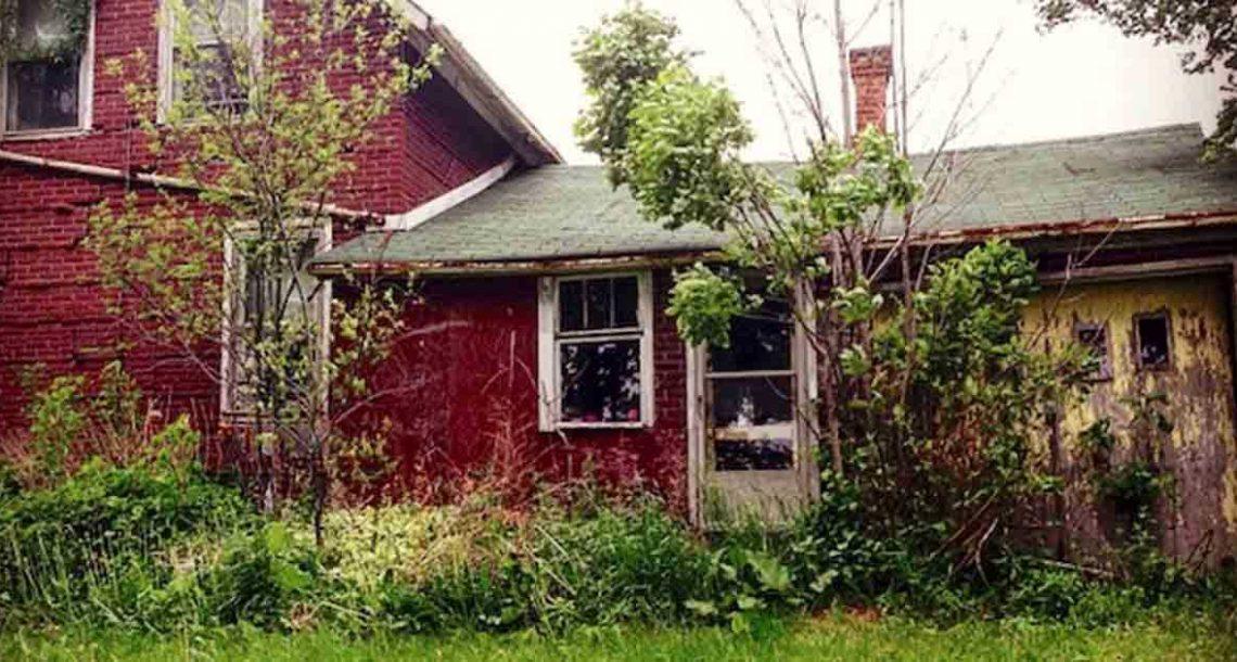 צלמת מצאה בית נטוש ביער, פתחה את הדלת וקיבלה את השוק של החיים