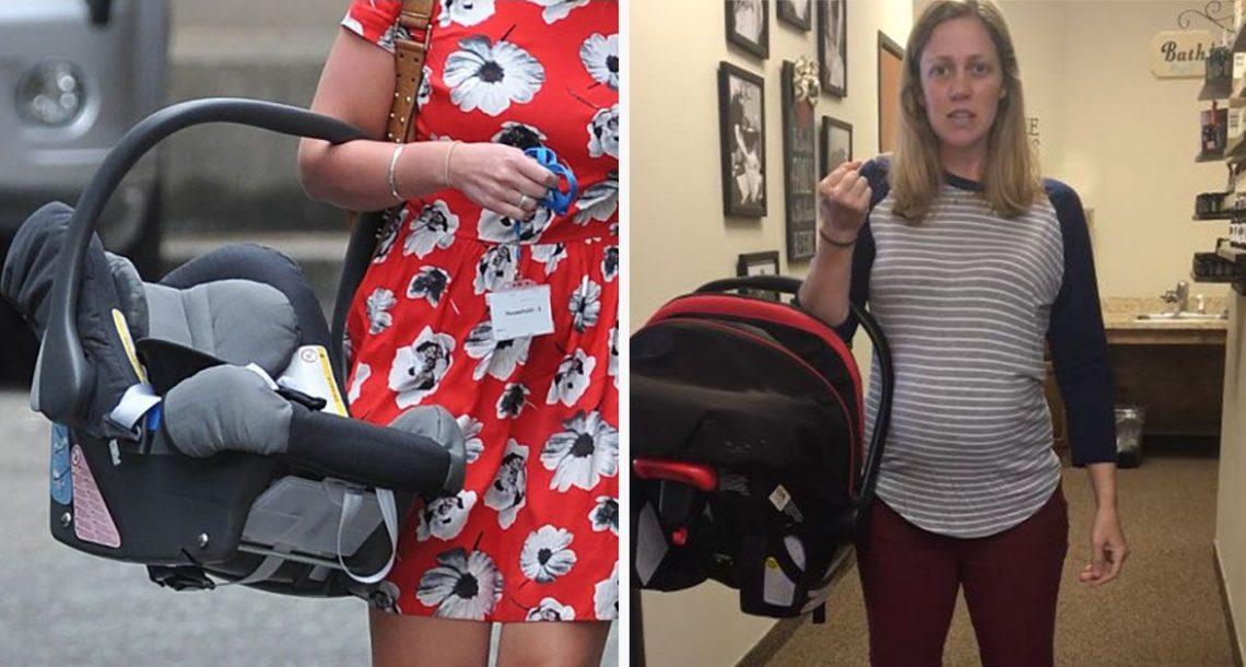 כל החיים שלכם החזקתם את הסלקל של התינוק בצורה לא נכונה. כך תעשו את זה נכון