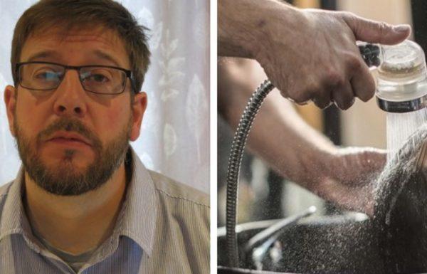אבא לשניים עבר חפיפת שיער במספרה – 3 ימים אחר כך הוא נלחם על חייו בטיפול נמרץ