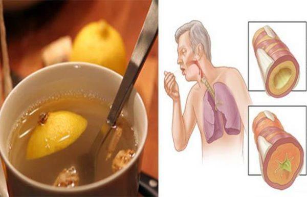 תרופת 3 המרכיבים הזו תעלים את הליחה מהריאות ותחזק את המערכת החיסונית שלכם!