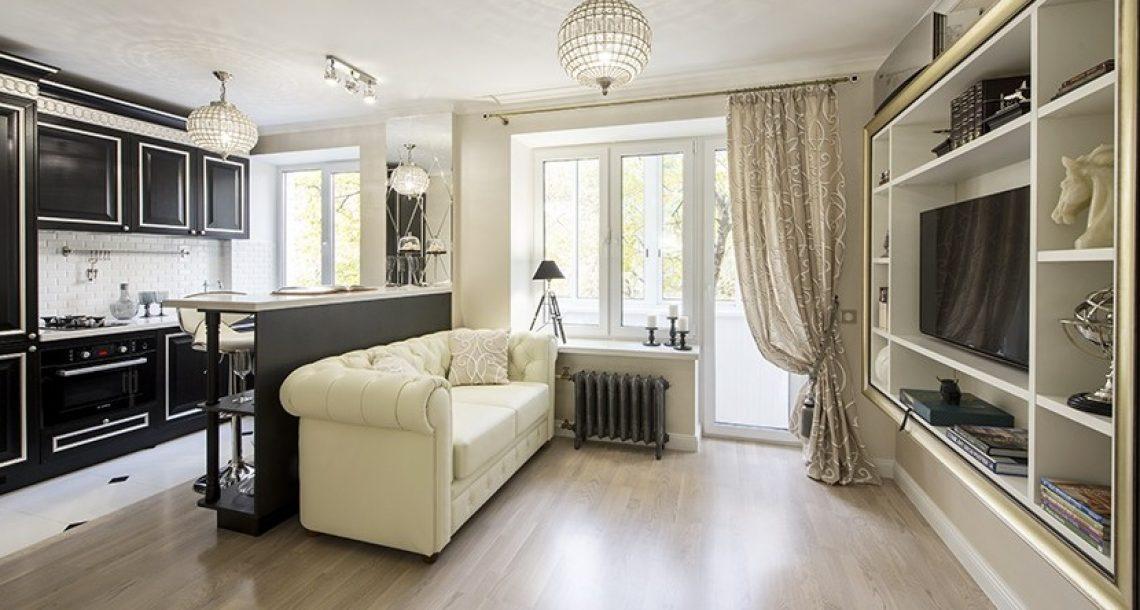 זאת הדרך הטובה ביותר להפוך דירה קטנה לבית מרווח וכיפי