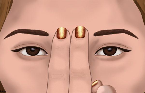 תרגישו כמו חדשים: איך לפתוח את הסינוסים תוך מספר שניות בעזרת שימוש הידיים בלבד!