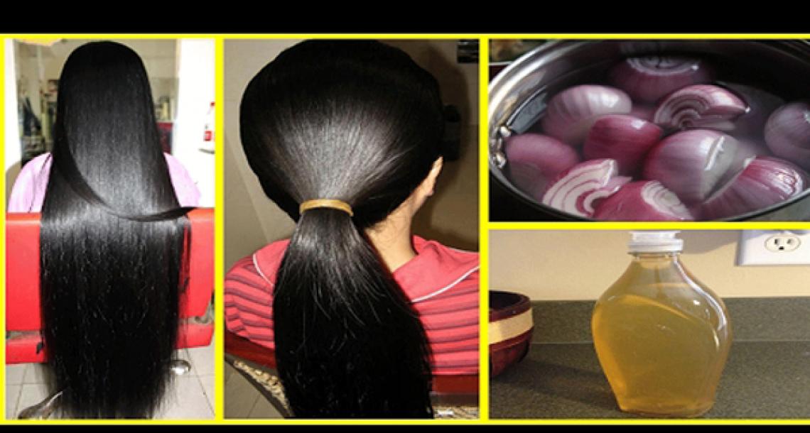 כך תגדלו באופן טבעי שיער ארוך ומלא יותר! טיפול שיער קסום שעובד מעולה!