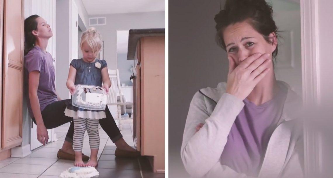 איך נראה אותו היום מנקודת המבט של אמא והבת שלה. כל אמא חייבת לראות את זה!