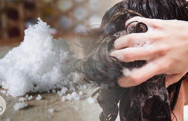 מרחו מלח אפסום בשיער וזה מה שיכול לקרות…מדהים!