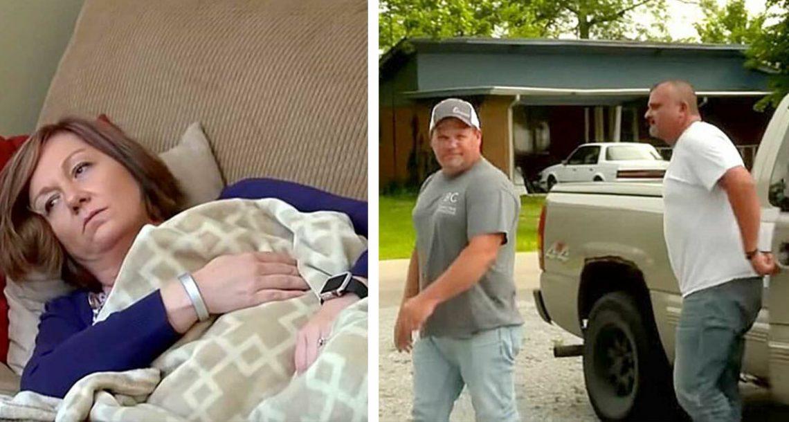 רופאים לא הצליחו לאבחן אישה חולה במשך 10 שנים – אז 2 גברים הגיעו וגילו תגלית מפחידה