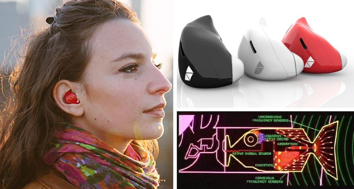 העתיד כאן: אוזניה שמתרגמת שפות זרות בזמן אמת