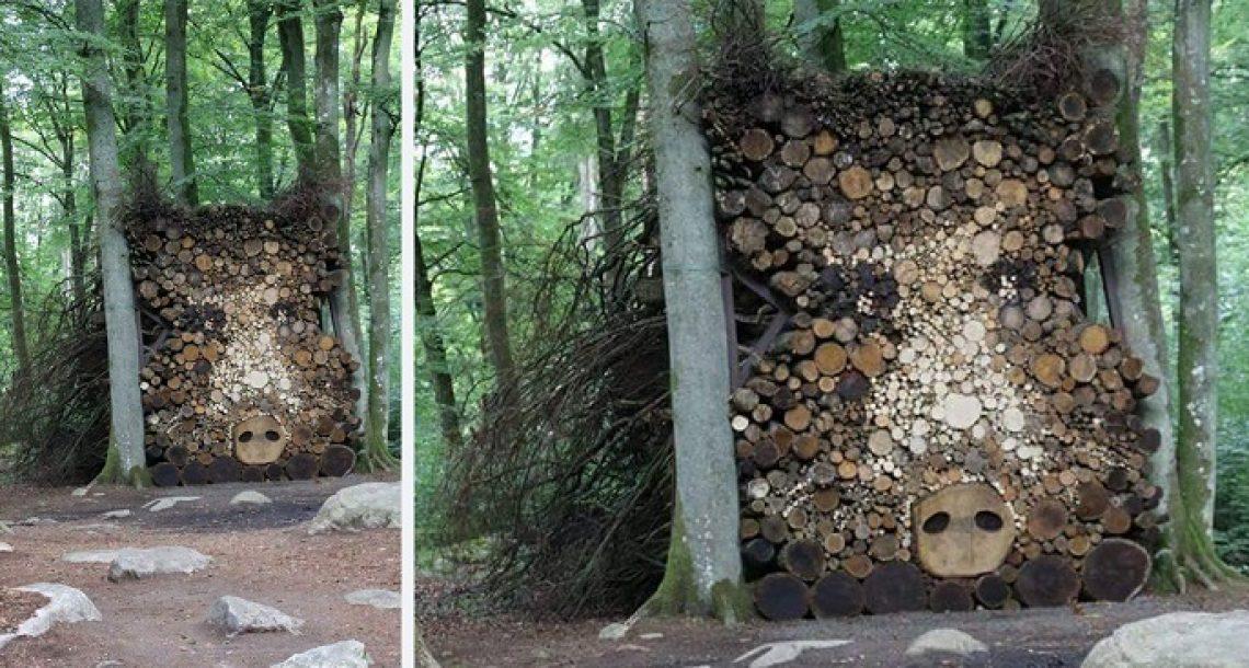 20 אנשים שהפכו ערימות של בולי עץ ליצירות אומנות מטורפות