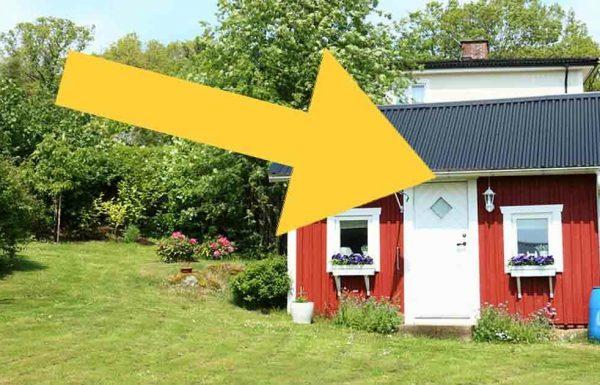 למה אתם צריכים לתלות שקיות ניילון עם מים מעל דלת הבית שלכם – הסיבה גאונית!