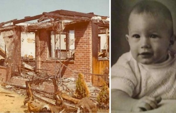 אדם זר הציל תינוק מתוך בית בוער ואז נעלם, 46 שנים אחר כך, התעלומה המסתורית נפתרה