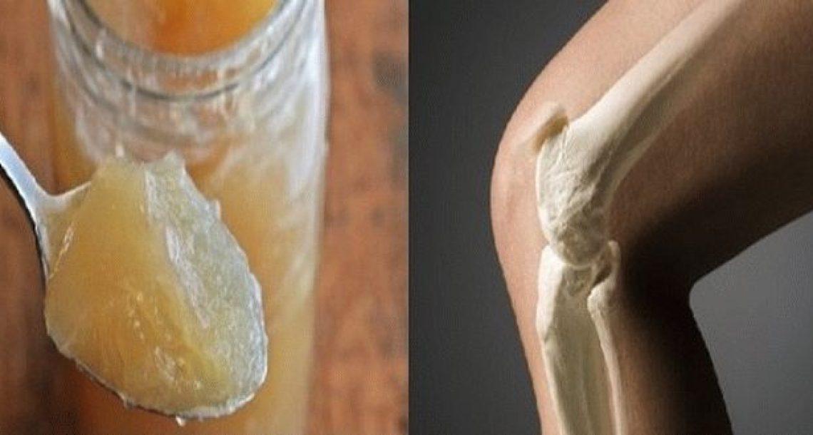 הרופאים בהלם! המתכון הזה משקם ומחזק את המפרקים, עצמות וברכיים