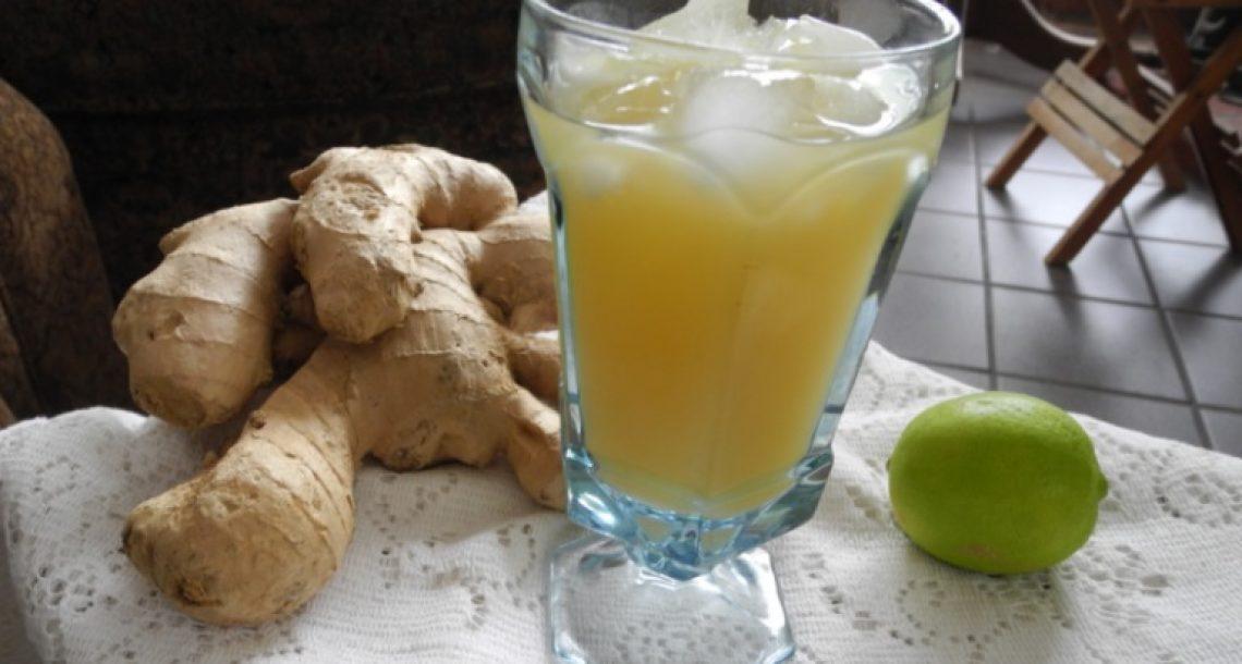 משקה פלא! המיץ המדהים הזה מסייע להיפטר משומן בטני ומחזק את המערכת החיסונית!
