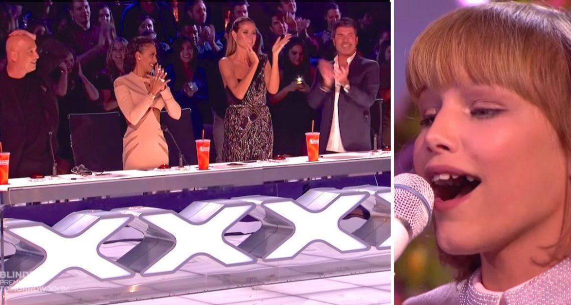 כל השופטים זינקו על רגליהם אחרי הביצוע המטורף הזה בגמר של America's Got Talent