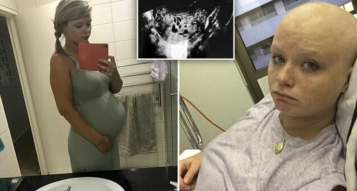 אמא לשניים חשבה שהיא בהריון – אך מה שהיא 'ילדה' בשירותים זעזע את כל העולם