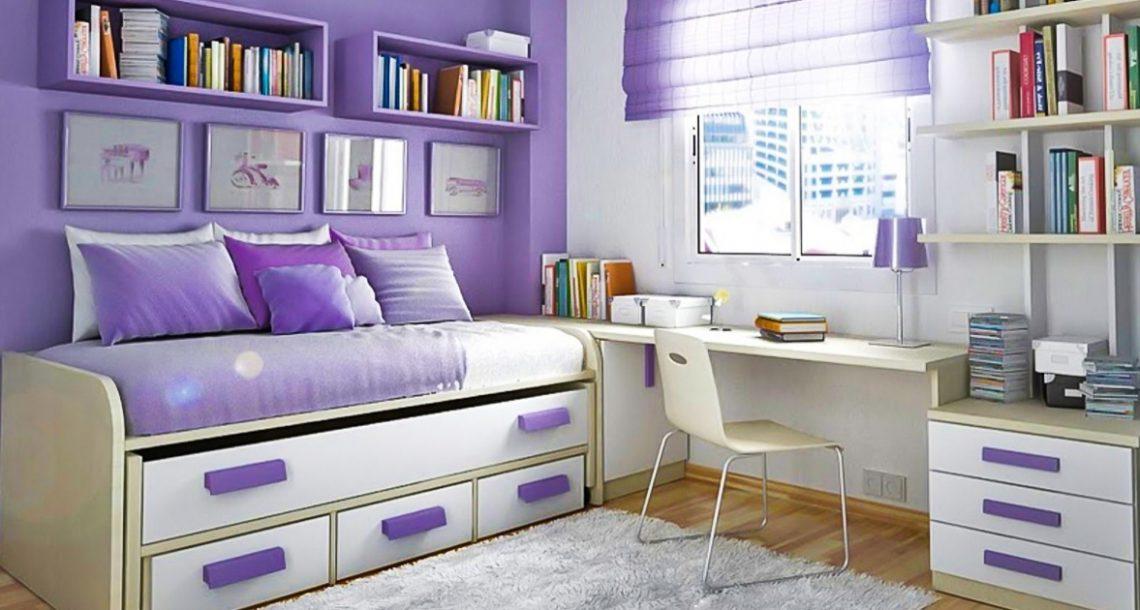 9 פתרונות חכמים ויעילים לחדרי שינה קטנים