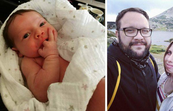 אבא נאלץ לראות את התינוקת מתה בגלל טעות אחת שכיחה – עכשיו כולם צריכים לקרוא את האזהרה שלו