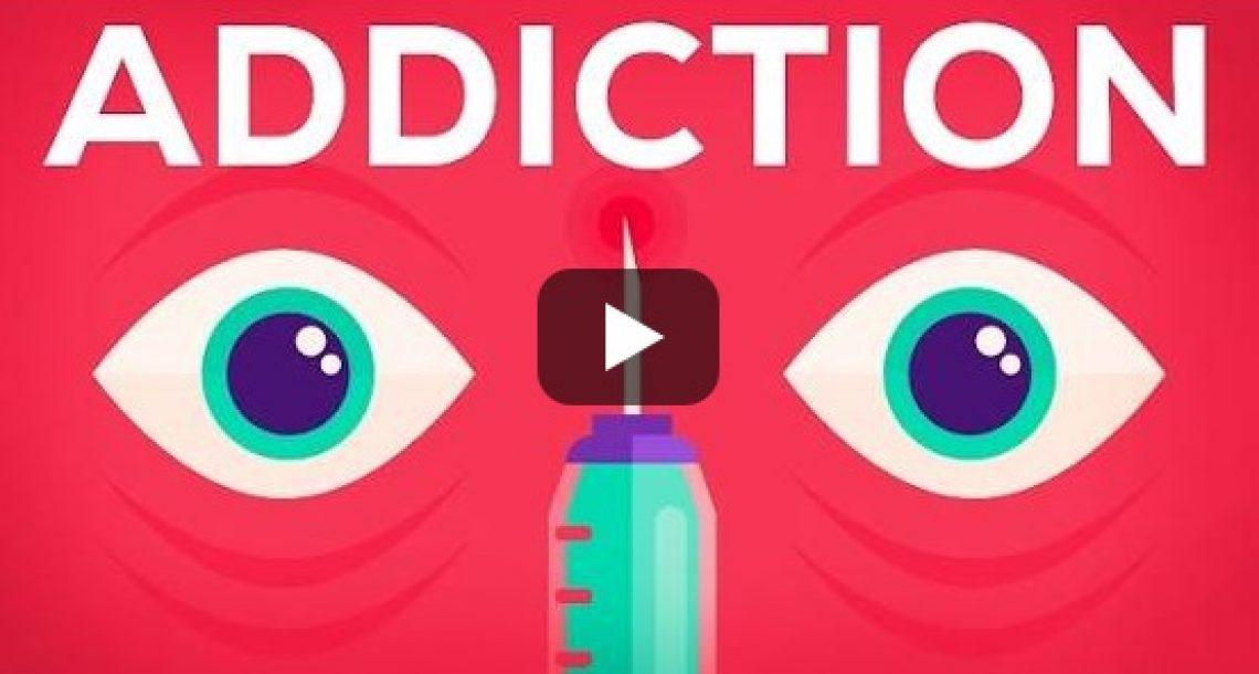 סמים לא גורמים להתמכרות: הסרטון הזה ישנה לנצח את נקודת המבט שלכם על סמים