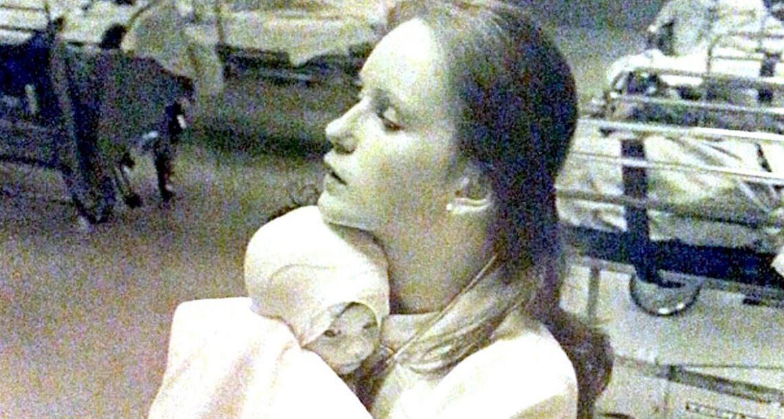 ב 1977 היא הצילה תינוקת עם כוויות – 38 שנים אחר כך היא ראה תמונה בפייסבוק וקפאה במקום