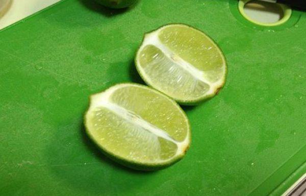 כל החיים שלכם חתכתם לימון בצורה הלא נכונה. כך תעשו זאת נכון