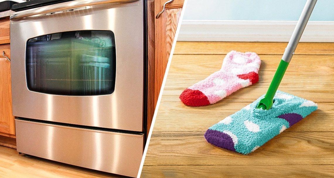 20 טיפים אדירים שיעזרו לכם לנקות את הבית בצורה טובה ומהירה יותר