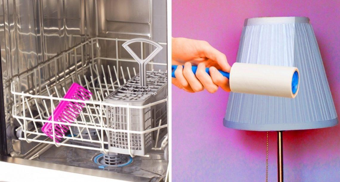 15 הרגלים של אנשים שהבתים שלהם תמיד נקיים