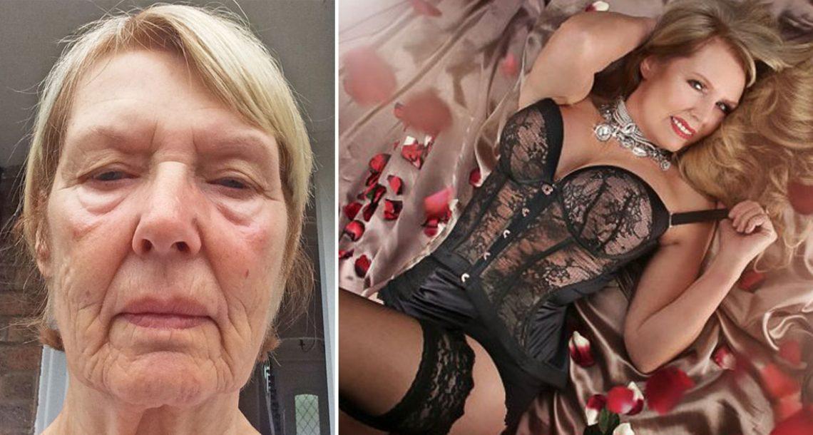 סבתא בת 78 הפכה לדוגמנית פין אפ סקסית – עכשיו התוצאה הלוהטת גורמת למיליונים להלל אותה