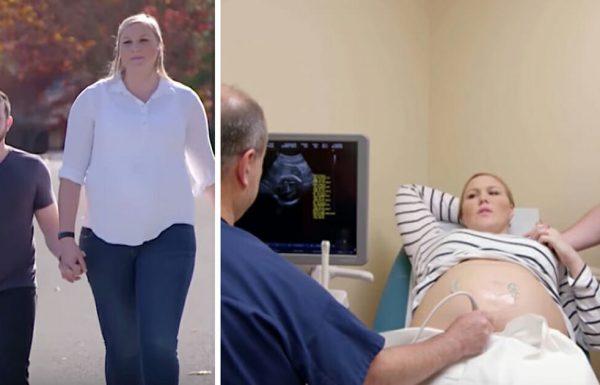 אישה בגובה 2 מטר הייתה 'גבוהה מדי' בשביל ללדת ילדים – אז הרופא היה בהלם ממה שראה באולטרסאונד