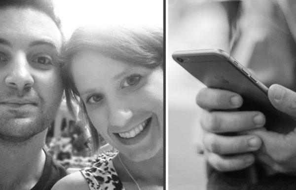 אישתו של ג'ון מתה בפתאומיות – שבוע אחר כך הוא היה בהלם כשמצא את התמונה שהיא החביאה בטלפון