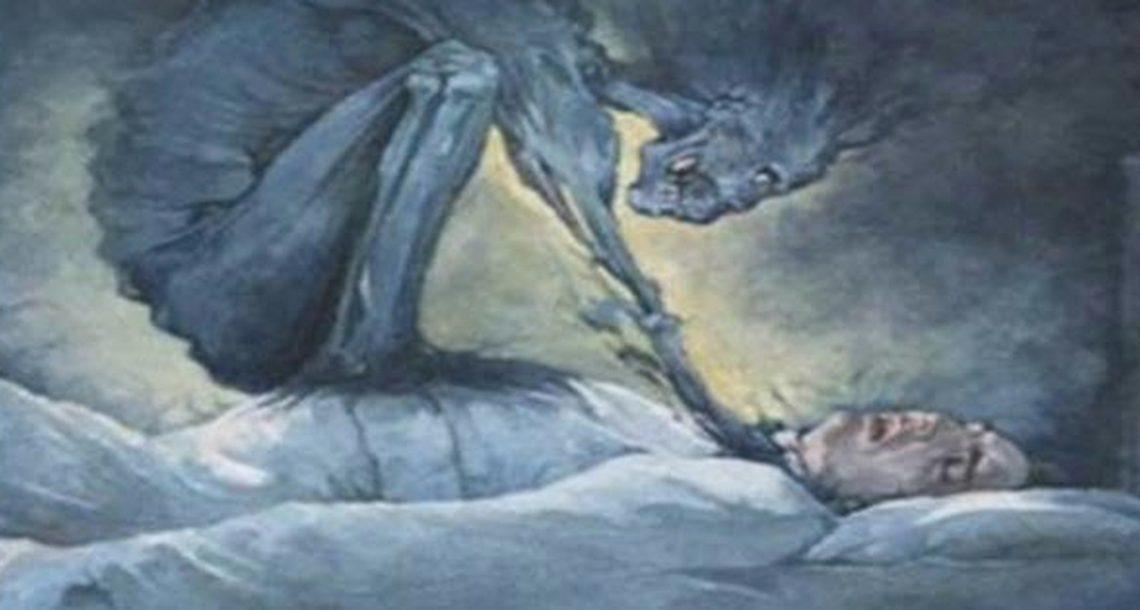 האם התעוררתם פעם באמצע הלילה משותקים? ובכן, אתם לא לבד
