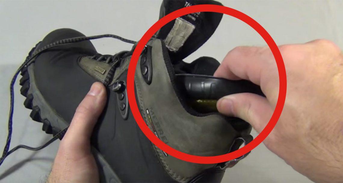טריק פשוט וגאוני שישמור על כפות הרגליים שלכם חמות ונעימות במהלך החורף הקר