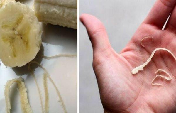 אם אתם זורקים את החוטים הקטנים של הבננה, תפסיקו מיד! הסיבה תפתיע אתכם מאוד