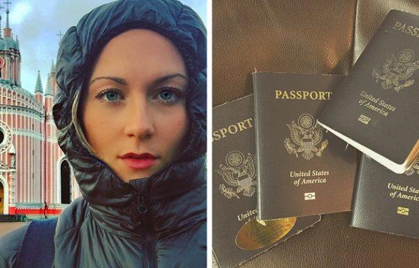 בחורה בת 27 עומדת להפוך לאישה הראשונה שביקרה בכל מדינה בעולם