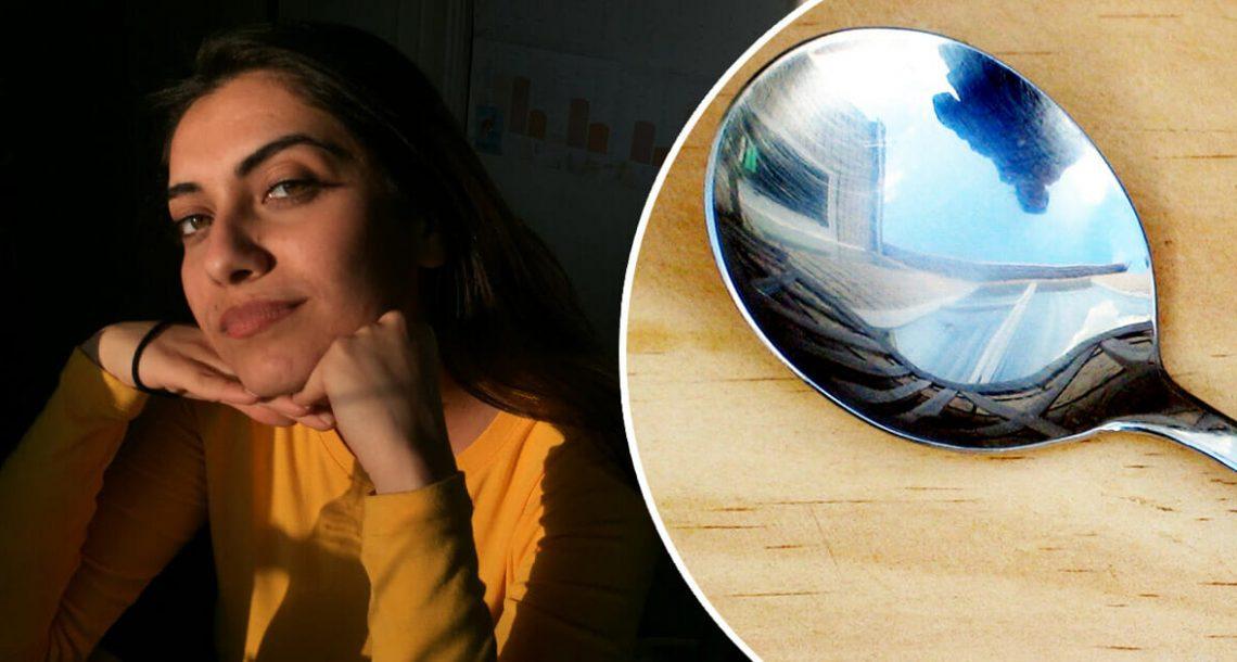 נורה בת ה 23: מדוע עליכן לשים כפית במכנסיים. הטריק הזה יכול להציל חיים