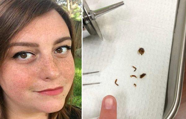 אישה התעוררה עם הרגשה מוזרה באוזן: 9 ימים אחר כך, הרופא גילה דבר מחריד בפנים