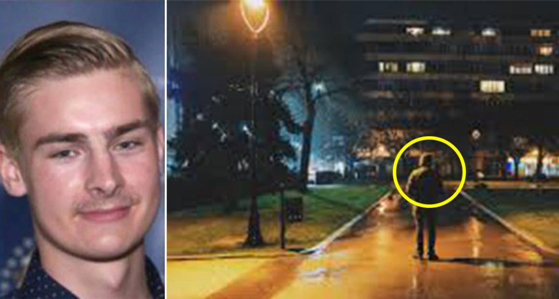 4 גברים ראו נערה שיכורה עם 'אבא שלה', חשדו שמשהו אינו כשורה והחליטו לעקוב אחריהם
