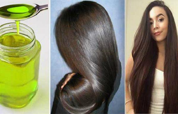השמן הזה יעצור את נשירת השיער ויצמיח לכן שיער מדהים ושופע תוך 10 מים בלבד!