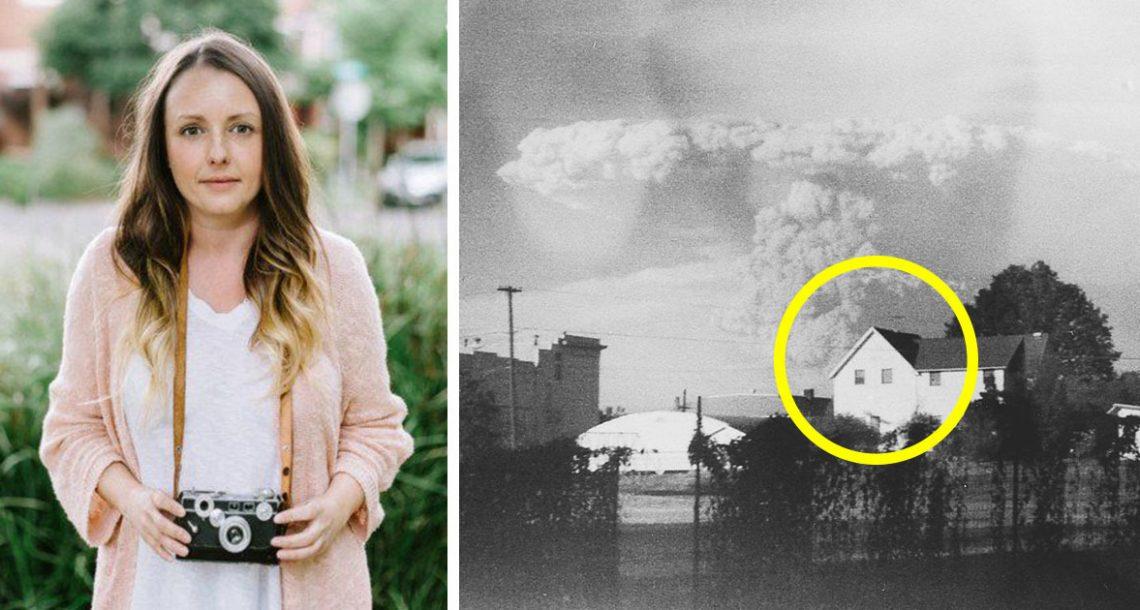 היא קנתה מצלמה ישנה בחנות יד שנייה – פיתחה את התמונות וגילתה משהו מדהים ומרתק