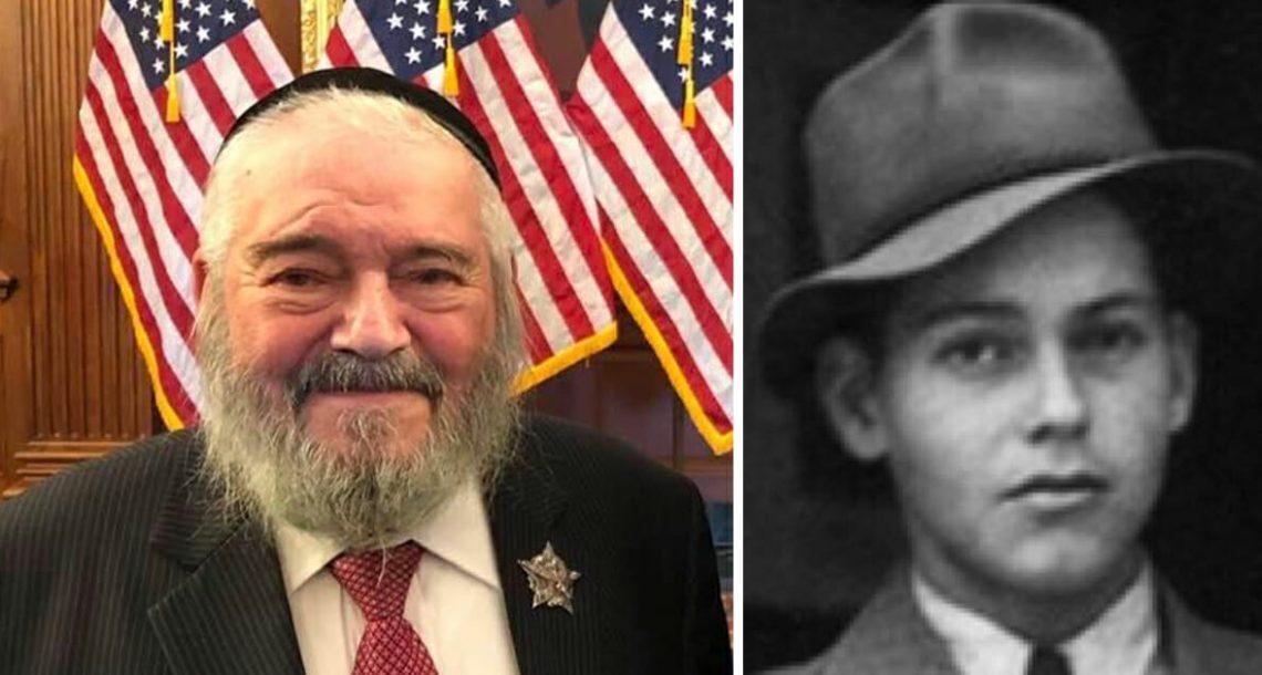 רב בן 91 שחילץ והציל 56 משפחות בשואה נפטר מוירוס הקורונה – יהי זכרו ברוך