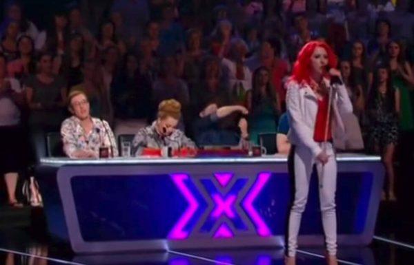 השופטים זלזלו באישה עם השיער האדום – אז היא החלה לשיר קלאסיקה של קווין והעמידה את כולם במקומם